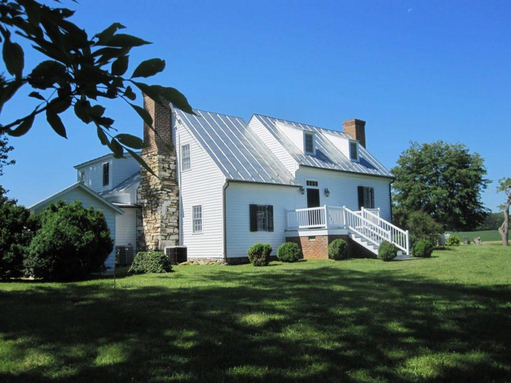 JT Samuels, Windsor Farm, Orange,VA