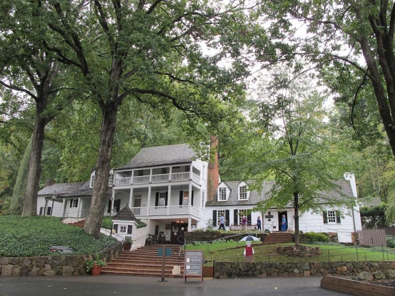 Michie Tavern: A Historic Virginia Landmark